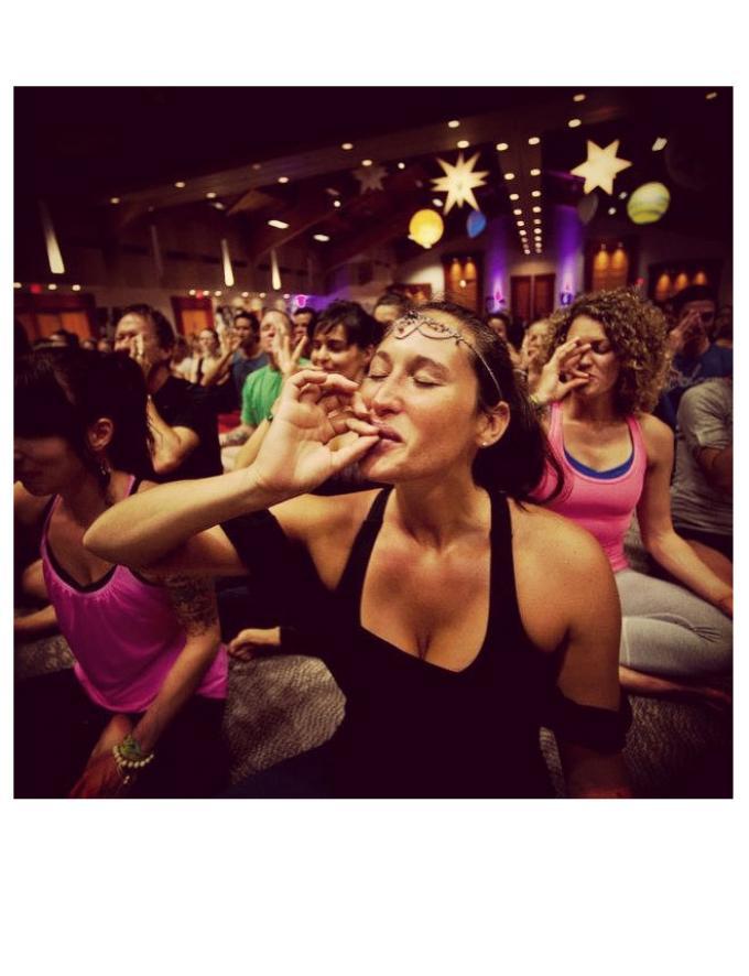Ganja Yoga… ¿Ganja que?
